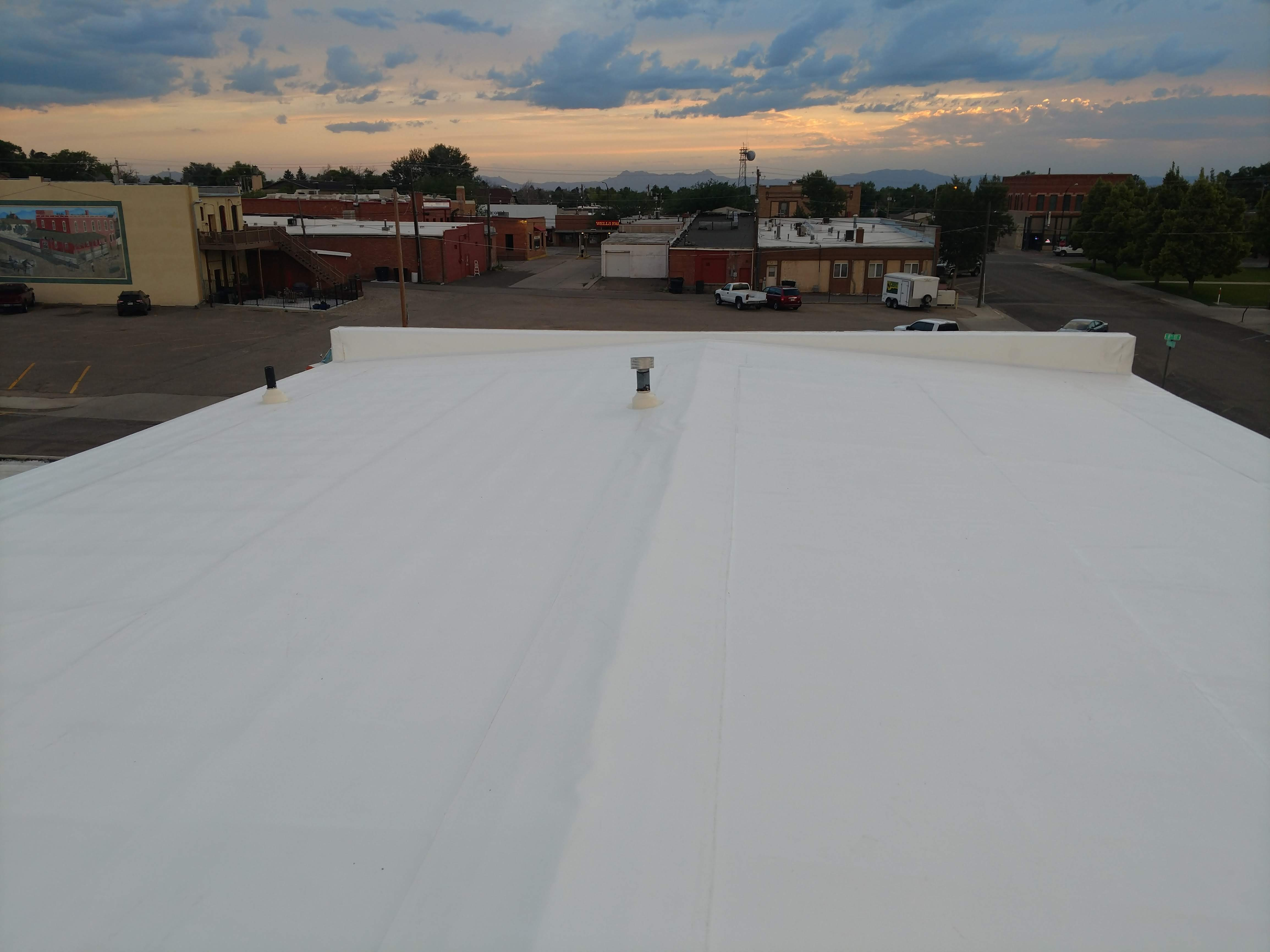 Membrane Roofing Cheyenne Wy Db Roofing