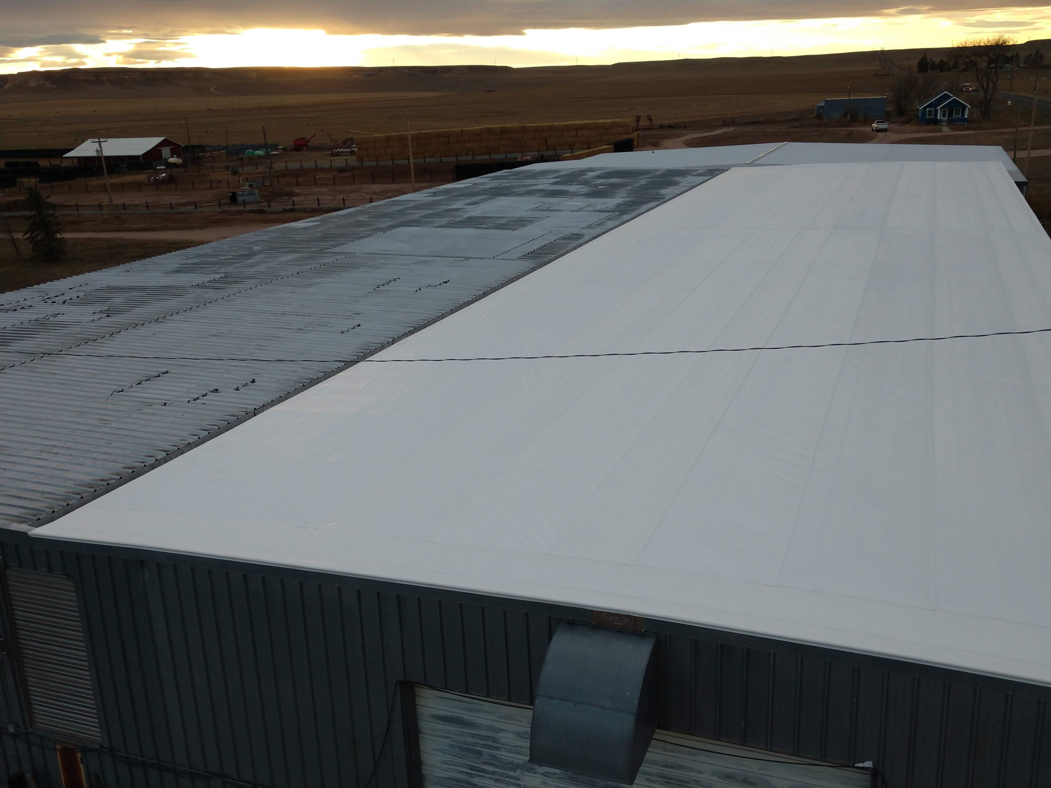 Membrane Roofing Cheyenne Amp Laramie Wy Db Roofing